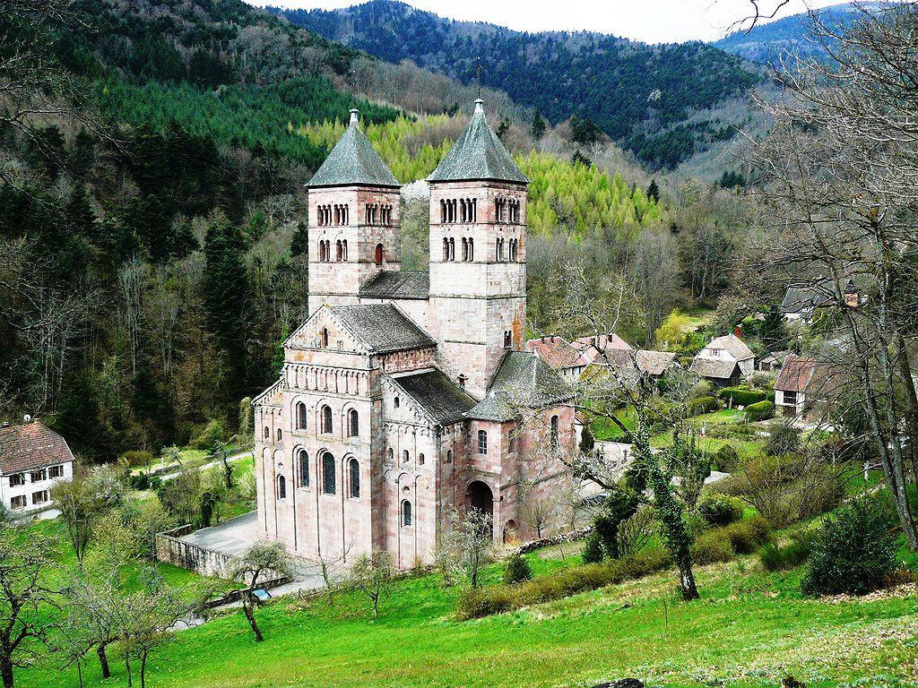 Vad är Alsace, eller var ligger det?